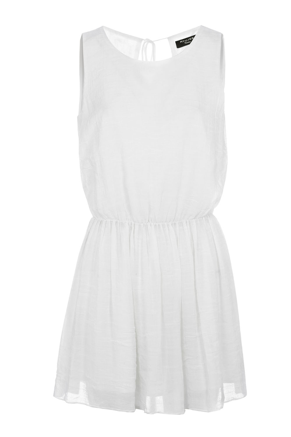 robe blanche ghost